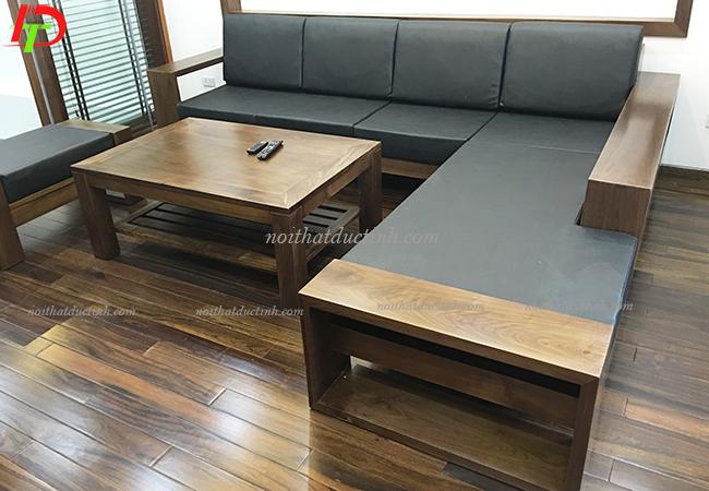 sofa gỗ cao cấp BG06
