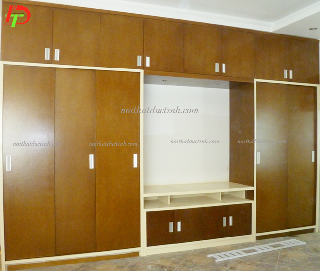 Tủ quần áo gỗ công nghiệp đa năng tiện dụng