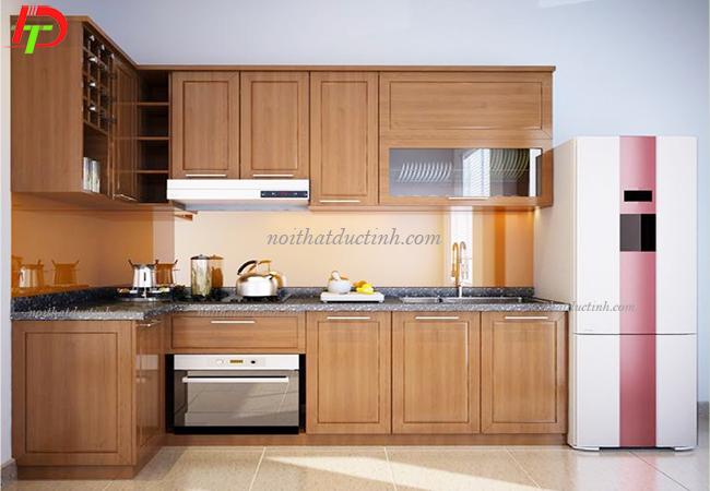 mẫu tủ bếp đẹp cao cấp