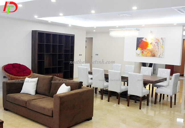 Thiết kế và thi công nội thất nhà chị Trang, Manderzin