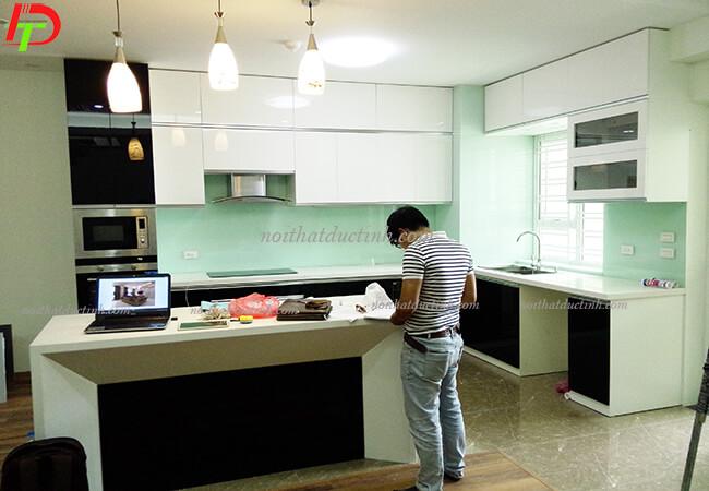 Thiết kế và thi công nội thất nhà anh Tĩnh, Hồ Tùng Mậu