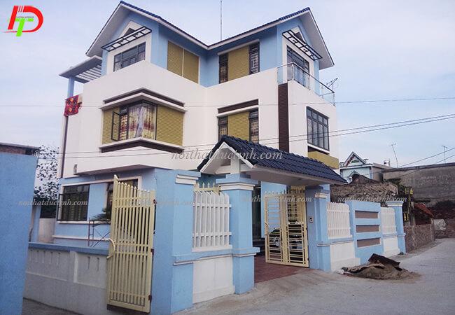 Thiết kế và thi công nội thất hà anh Thắng thành phố Hải Dương