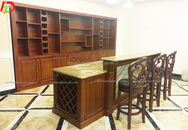 Thiết kế và thi công nội thất nhà anh Lộc, Mỹ Đình- Hà Nội